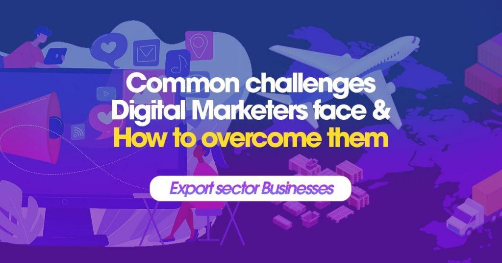 digital marketing challenges