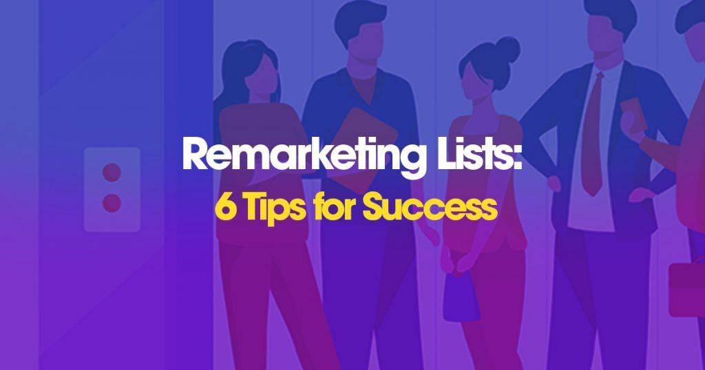 remarketing lists