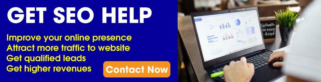 get search engine optimization help
