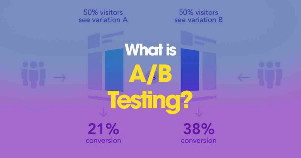 what's a/b testing