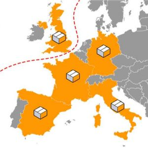 Amazon FBA Pan-European
