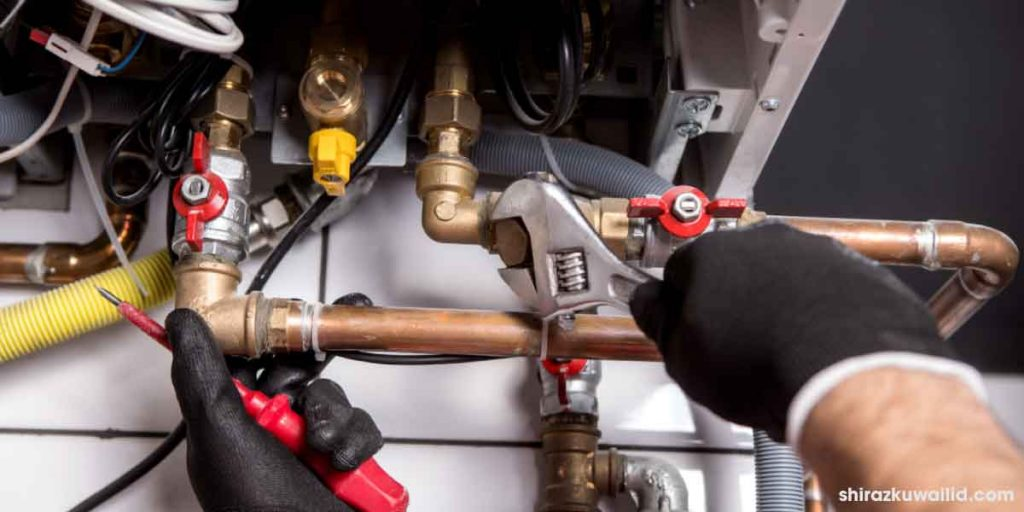 seo for gas fitters